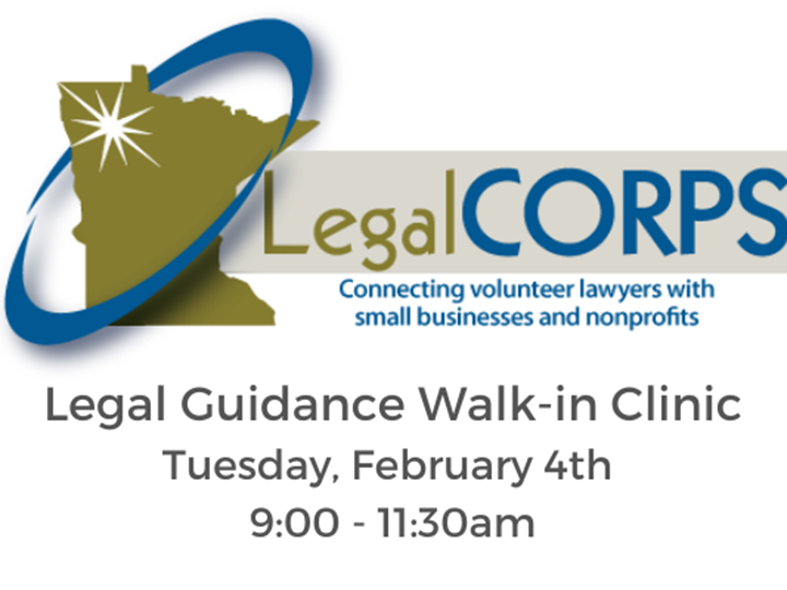 LegalCORPS Business Law Advice Clinic