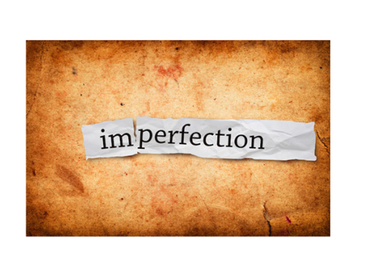 Imperfectionist In Training - Presented by Kimber Sullivan