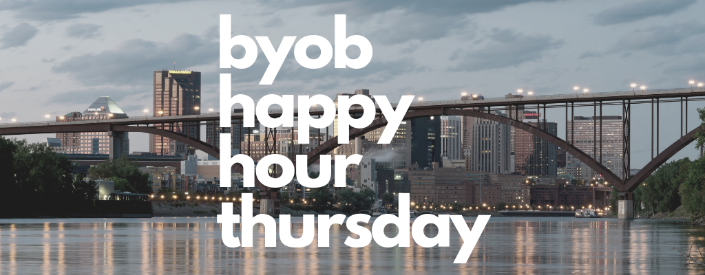 BYOB Member Happy Hour